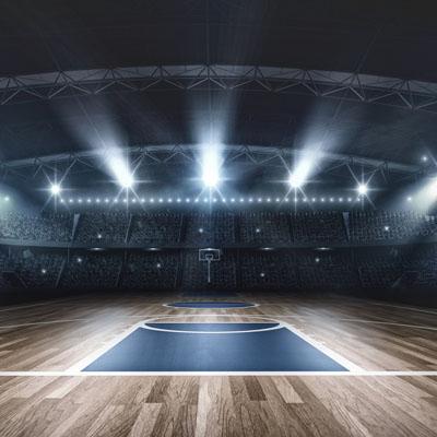 Oświetlenie boisk i terenów sportowych